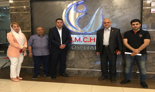 Royan Stem Cell Technology Company (RSCT) opens new offices in Erbil